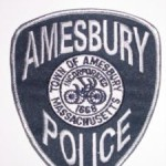 amesbury police patch