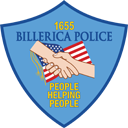 Billerica MA Police Patch