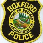 boxford police